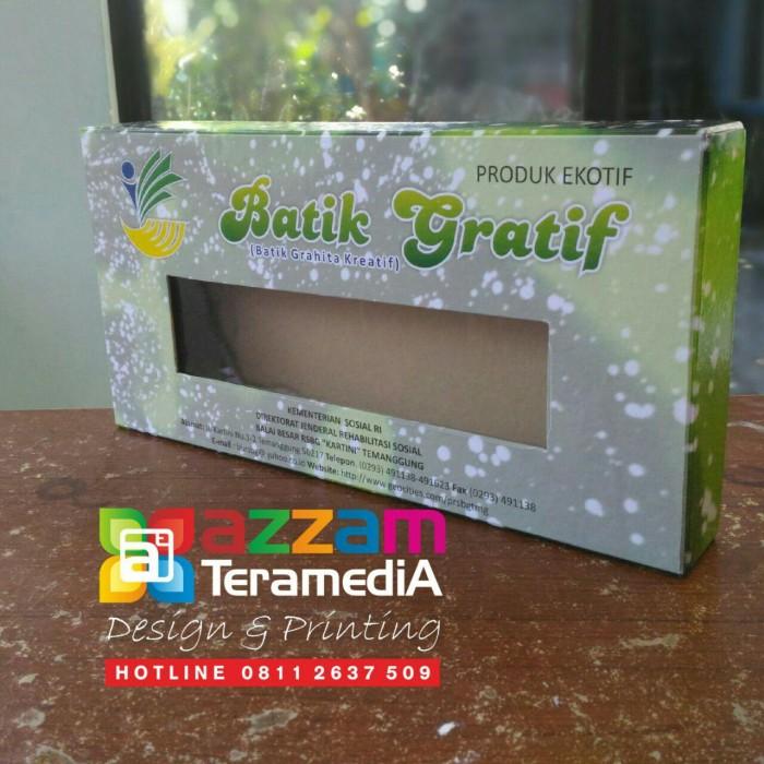 Jual Box Kemasan Batik Hardcover - Azzam Teramedia  2704e6a074