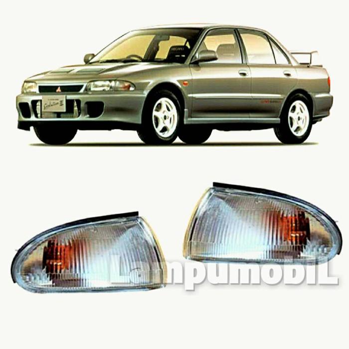 harga Lampu sein mitsubishi lancer evo 3 / cb 1993-1996 (set) Tokopedia.com