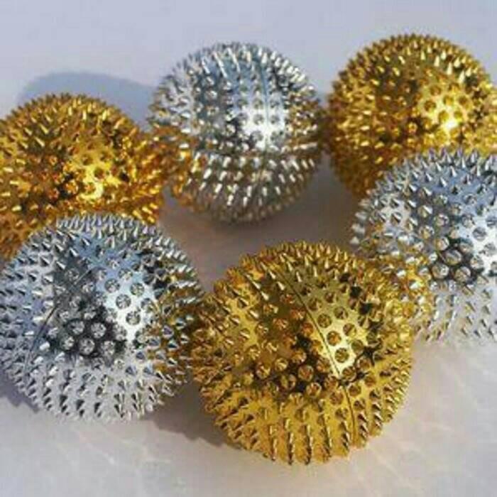 Foto Produk Bola Duri Magnet Kecil / Bola Terapi Kesehatan dari WilDi