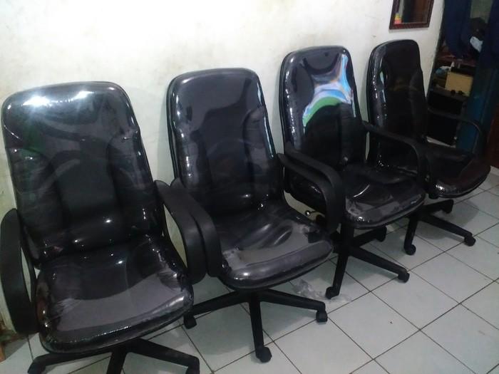 harga Promo kursi direksi/direktur gaming warnet murah (baru) + roda mobil Tokopedia.com