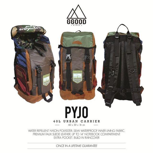 ... harga Tas ransel gunung hiking carrier 40 liter murah- ggoodstuff pyjo  earth Tokopedia.com 825d85a41a