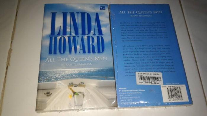 harga Novel dewasa linda howard all the queen's men bukan permainan Tokopedia.com