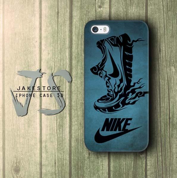 harga Nike run shoes iphone case 4 4s 5 5s 5c 6 6s plus se 7 7+ casing cover Tokopedia.com