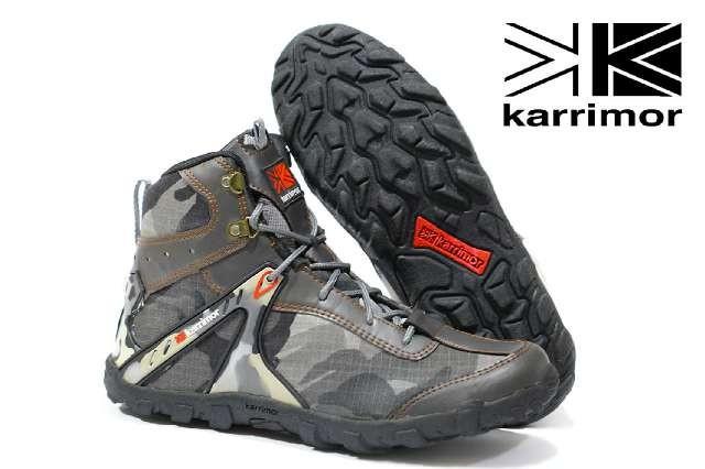 ... harga Sepatu tracking pria karrimor army sepatu hiking gunung santai  boot Tokopedia.com e76f3aeb7f
