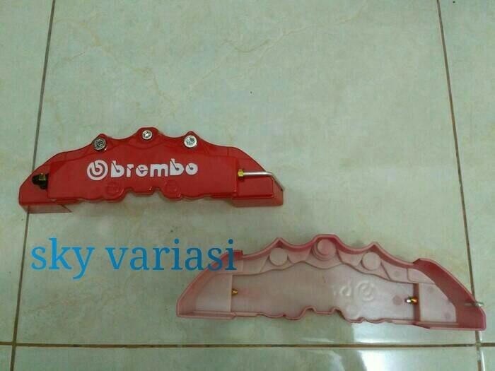 harga Cover rem disk brake / cakram brembo 24cm Tokopedia.com