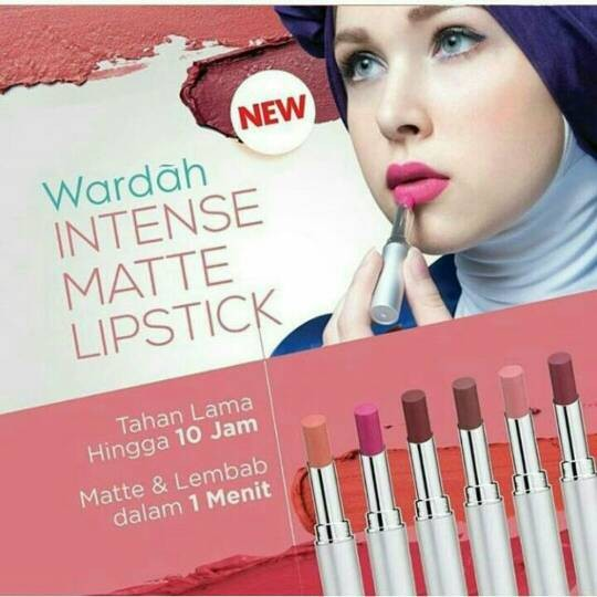 Info Lipstik Matte Wardah Travelbon.com