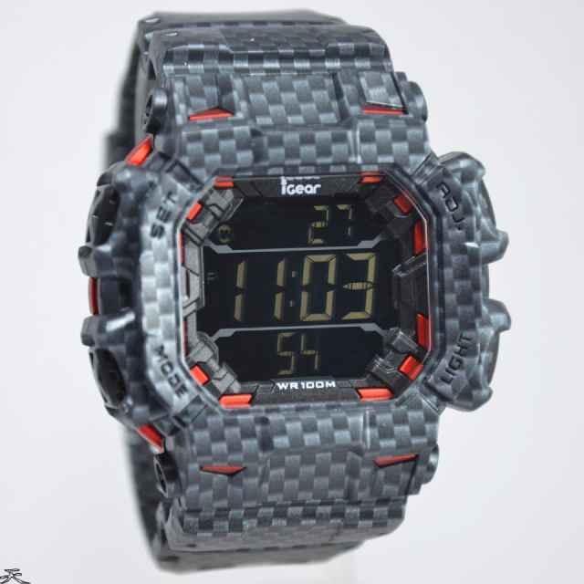 harga Jam tangan pria i gear ori anti air black Tokopedia.com