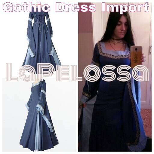 Foto Produk Gothic Dress Import dari LaPelosa Shop