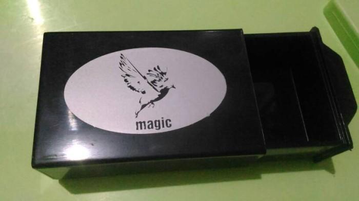 Magic secret box kotak sulap kecil scret
