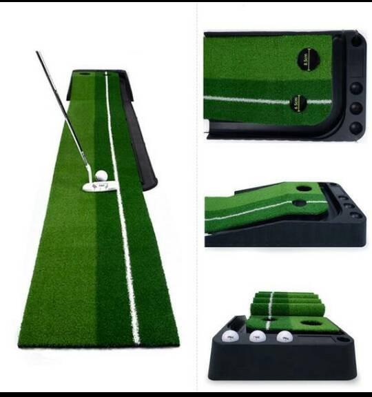 harga Putting mat karpet latihan golf Tokopedia.com
