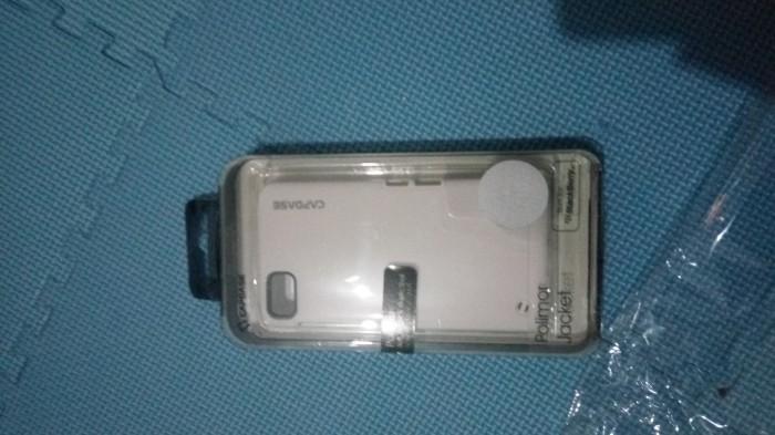 Capdase polishe blackberry z10