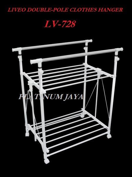 Katalog Liveo Double Pole Clothes Hargano.com