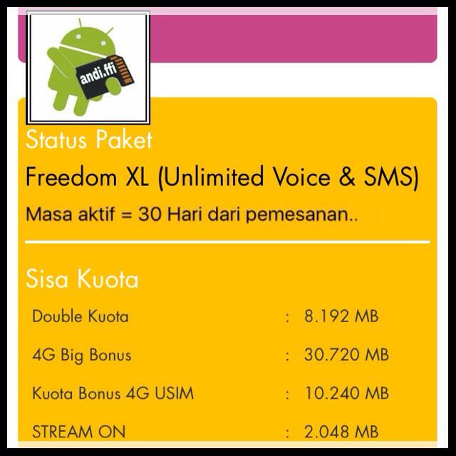 Jual Perdana Data Indosat Im3 Ooredoo 4g Kuota 50gb Kuota Bolt