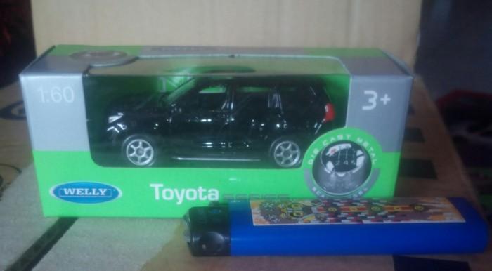 harga Miniatur mobil  landcruiser hitam Tokopedia.com