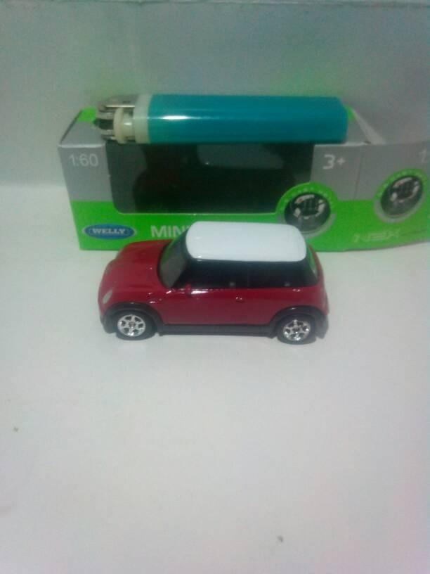harga Miniatur mobil minicover merah Tokopedia.com