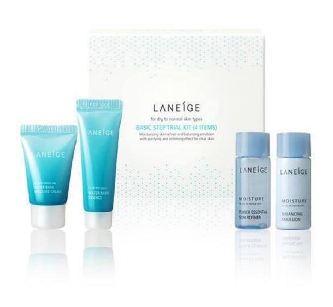 Jual Laneige New Basic Skin Normal To Dry Set Cream Pemutih Wajah