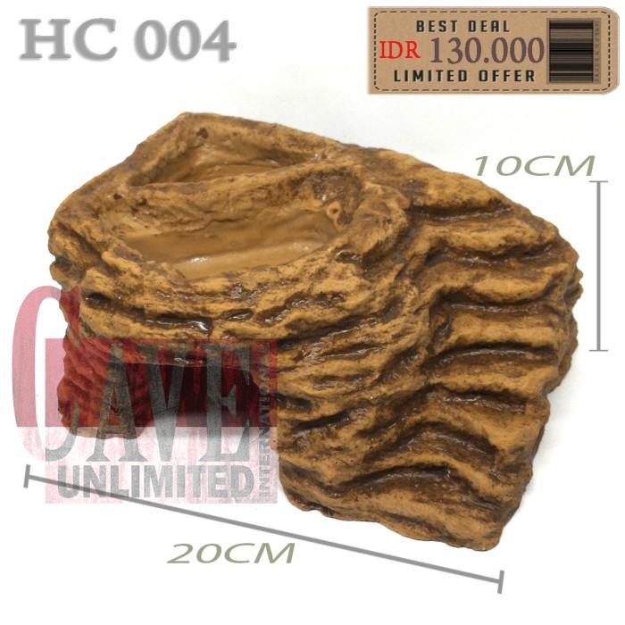 harga Peralatan terarium aquarium dan reptile hiding cave hc004 Tokopedia.com