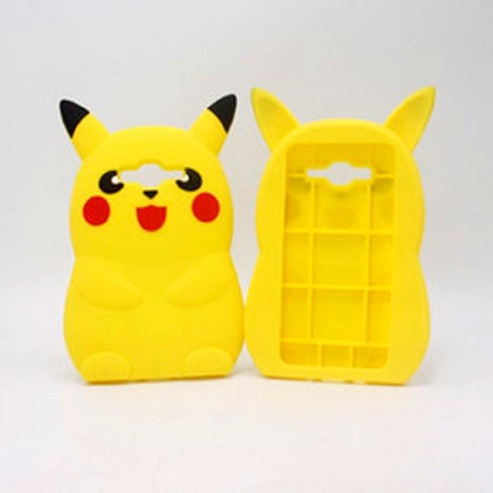 Jual Case Samsung J5 Rubber 3D Pokemon