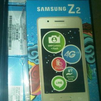 Samsung z2 garansi resmi terbaru