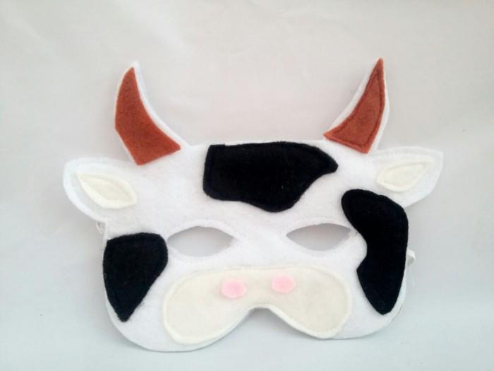 Jual Animal Mask Topeng Binatang Cow Sapi Jakarta Timur