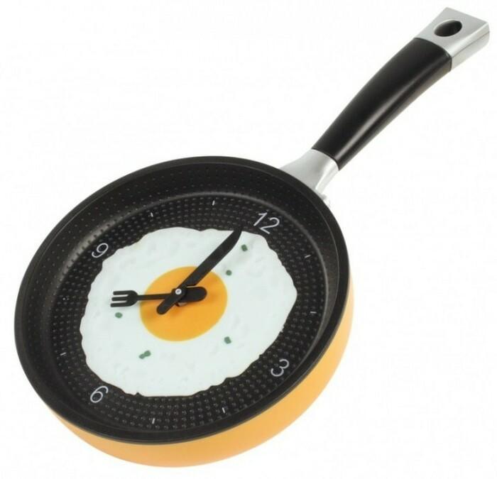 harga Frying pen wall clock (jam dinding bentuk teflon) Tokopedia.com