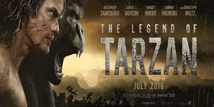 Jual The Legend Of Tarzan 2016 Kab Blitar Bursa Film Aisyah Tokopedia