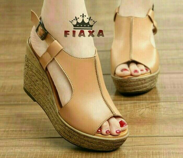 harga Sepatu sandal wedges wanita/cewek harga murah/ecer/grosir model baru Tokopedia.com