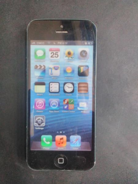 Jual Apple Iphone 5 16gb Baru Handphone Smartphone Terbaru Nyata