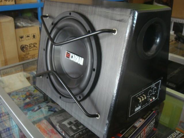 harga Subwoofer mobil aktif , bass tube carman 10' super bass menggelegar Tokopedia.com