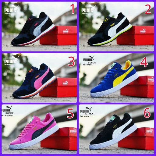 Jual Sepatu Sport Puma Women Import Vietnam - Syavin Shop  83b11ddb01