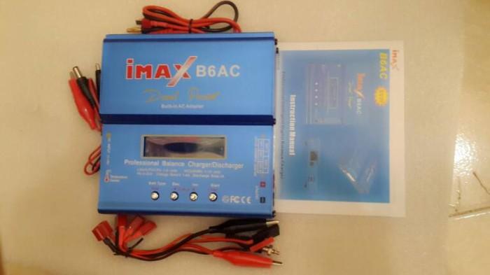 harga New imax b6ac lipo nimh 3s rc lipo battery balance charger imax b6 ac Tokopedia.com
