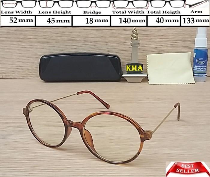 harga Kacamata minus frame kacamata frame vintage frame metal frame besi  Tokopedia.com 64b214c8cb