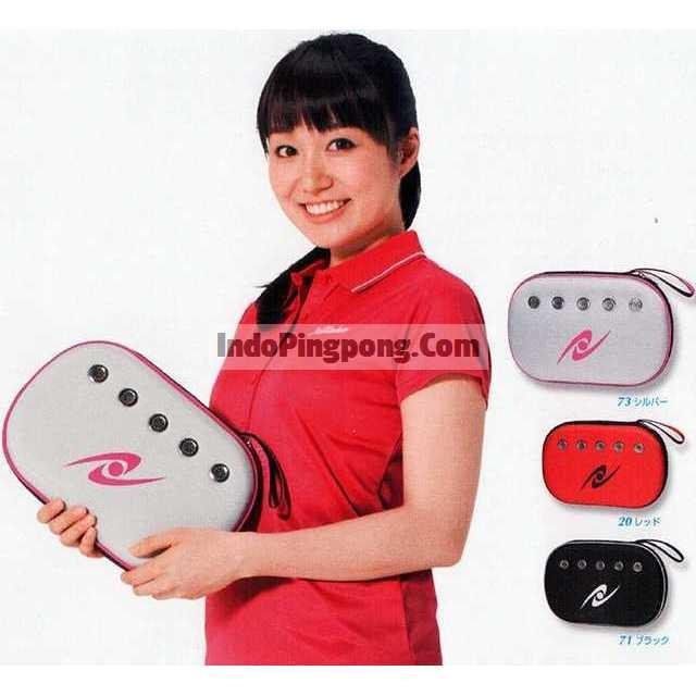 harga Nittaku porose hard cover box original ~ tas keras bet pingpong Tokopedia.com