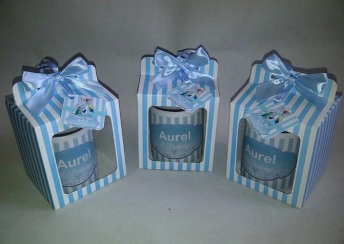 Foto Produk souvenir onemonth newborn sebulan ulangtahun hampers box manyue dari Elaine shopping