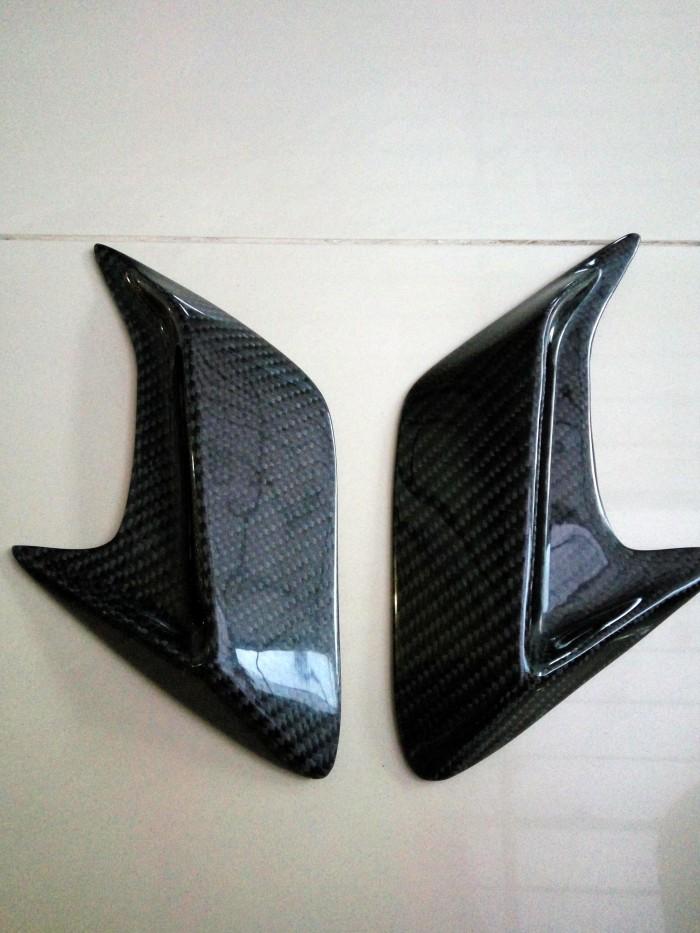 harga Airscoop carbon kevlar mini khusus mobil universal Tokopedia.com