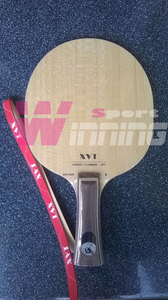 harga Xvt archer b carbon / blade tenis meja / kayu tenis meja / tenis meja Tokopedia.com