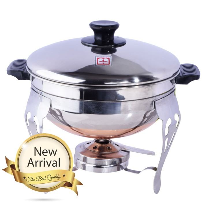 harga Maspion deep soup bowl set 28cm / pemanas sup prasmanan - ssd05 Tokopedia.com