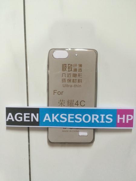 Soft Case Huawei Honor 4C Ultrathin Silikon Karet Tipis Baru   Case Co