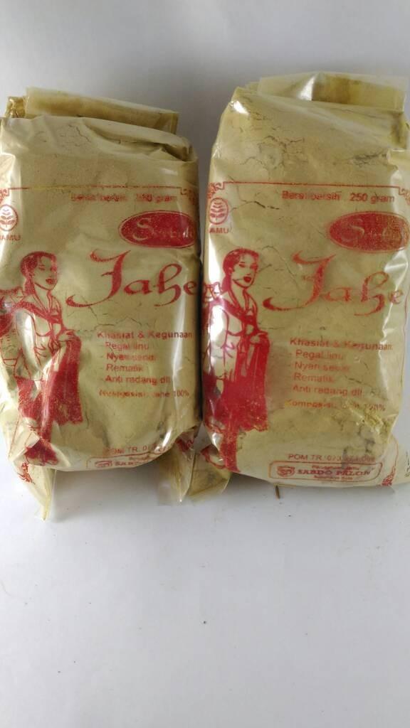 harga Jahe Serbuk- Sabdo Palon Tokopedia.com