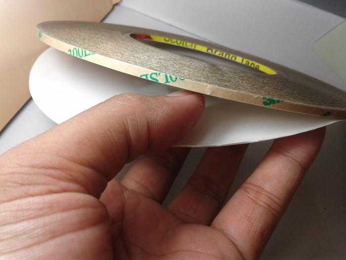 Foto Produk Double Tape 3M 5mm 300LSE Original Lem Touchscreen dari Muhyirun TM