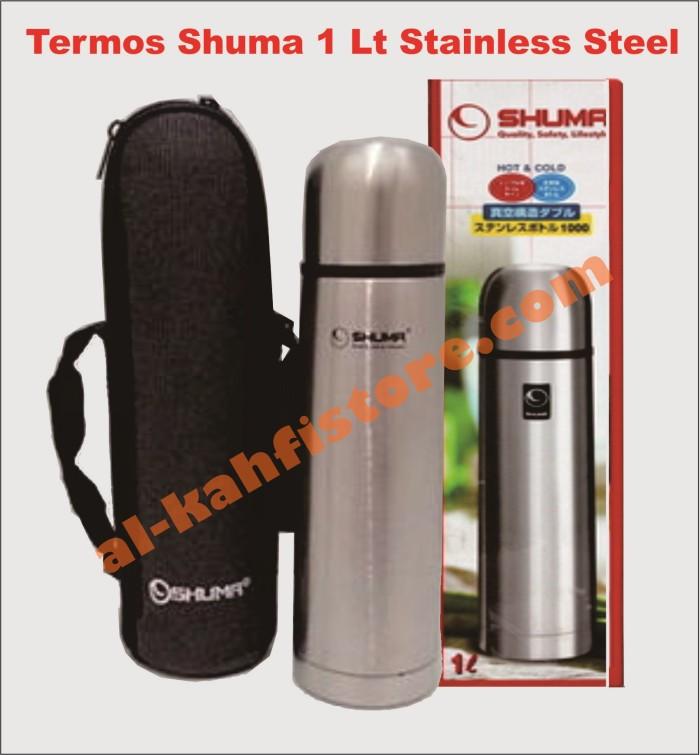 Termos Shuma 1 Liter   Thermos Air Shuma   Wadah Tempat Minuman Botol