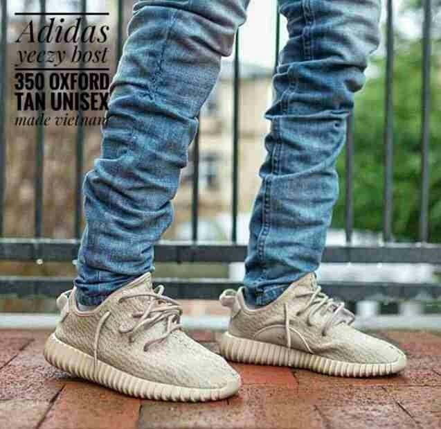 b1012db65bf Sepatu adidas yeezy boost 350 oxford tan unisex import vietnam harga ...