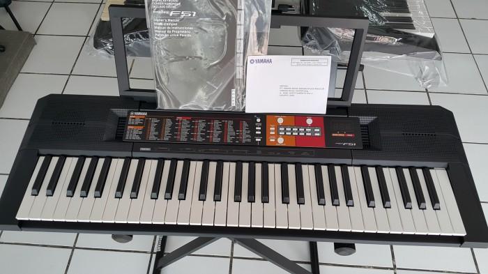 harga Keyboard yamaha psr-f51 Tokopedia.com