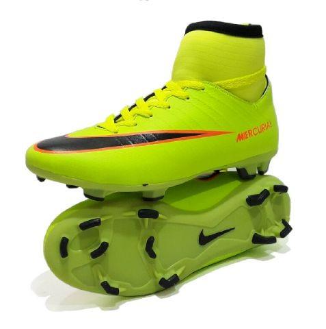 harga Sepatu bola nike mercurial high made in vietnam hijau Tokopedia.com df86f2a2238e