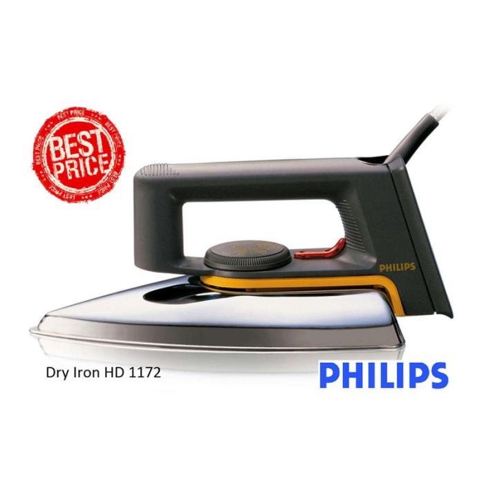 Foto Produk Seterika / Setrika Dry Iron Philips HD 1172 dari IndTek_Online