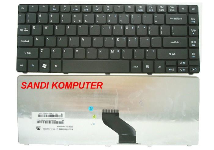 ... harga Keyboard acer aspire 3820 3820t 3820g 3820tg 3820tz 3820tzg 4810 4810t Tokopedia.com