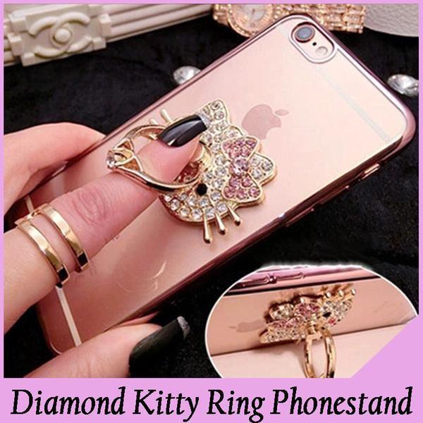 harga Universal iring stand/holder untuk handphone hello kitty Tokopedia.com