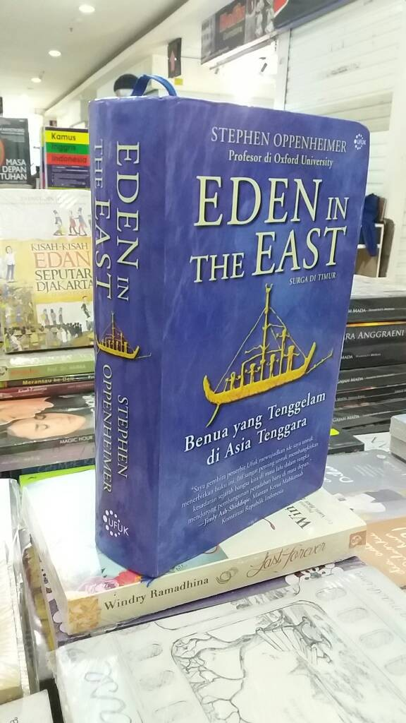 harga Eden in the east Tokopedia.com