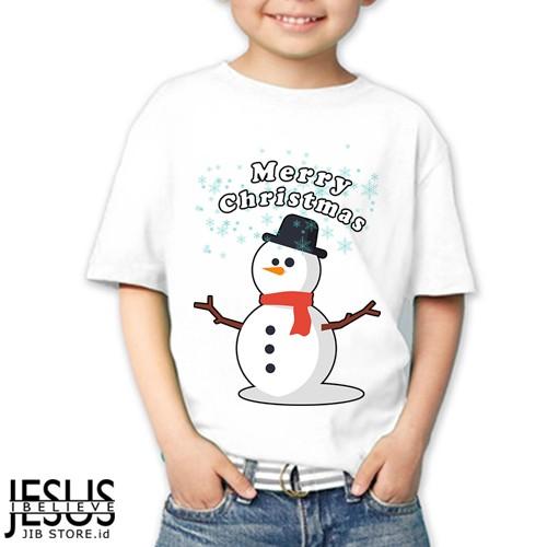 harga Kaos anak kid jib store rohani kristen kristiani natal merry christmas Tokopedia.com