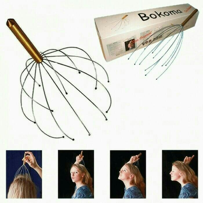 Foto Produk bokoma /alat pijit kepala dari yongzen shop